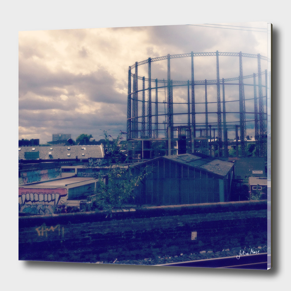 Gasometer, London