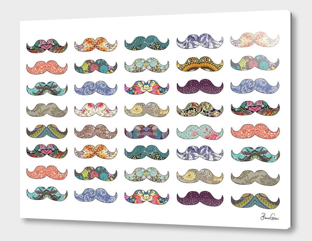Mustache Mania