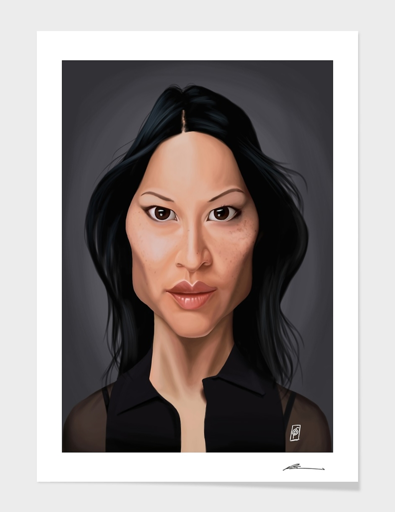 Celebrity Sunday - Lucy Liu