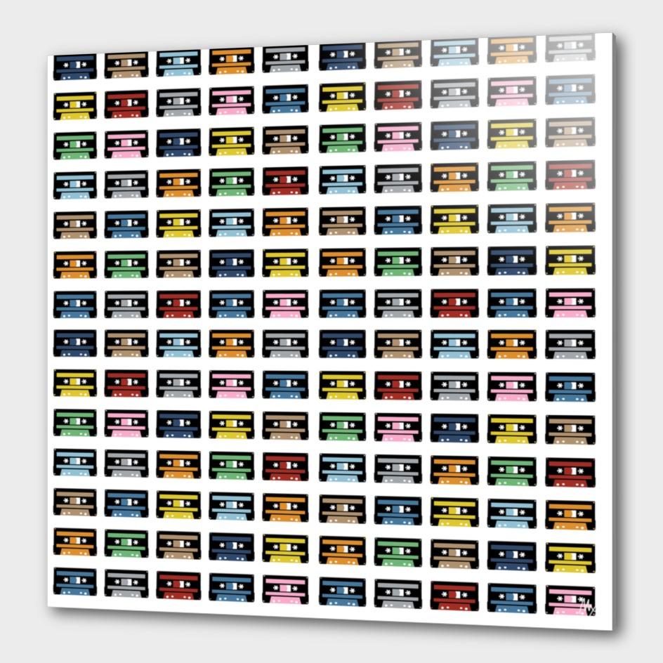 140 Rainbow Tapes