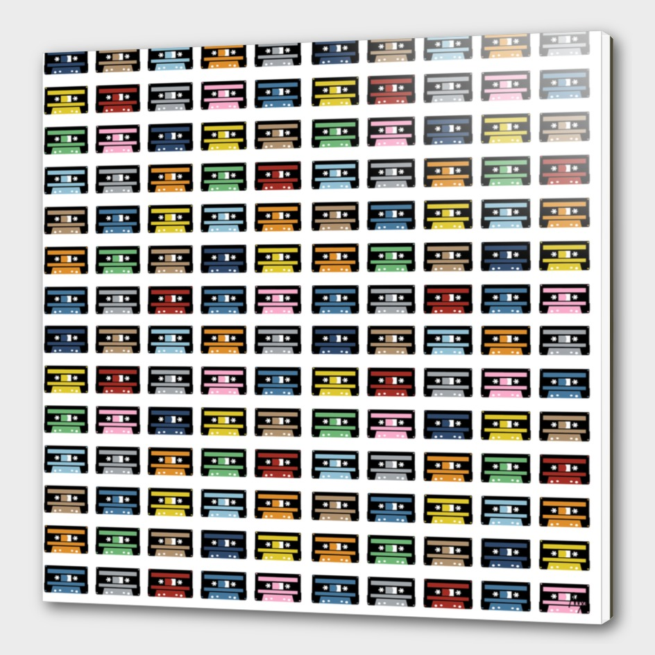 140 Rainbow Tapes