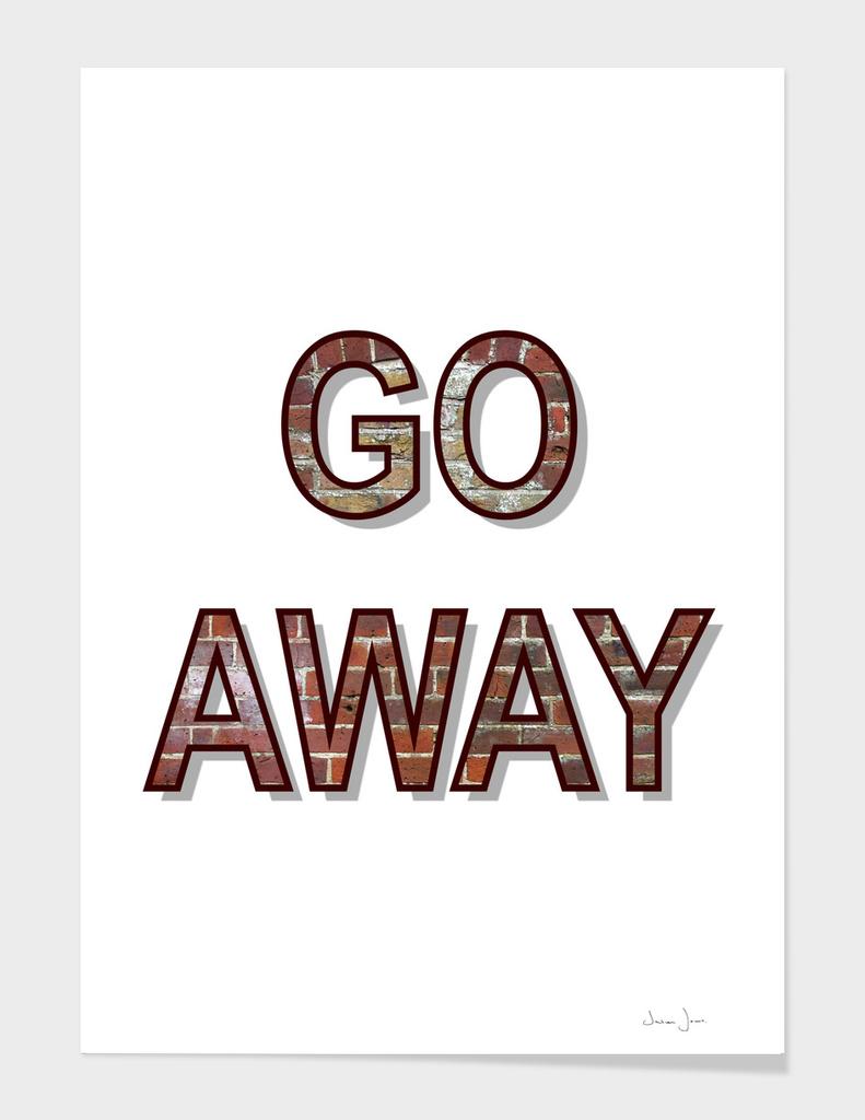 GO AWAY 03