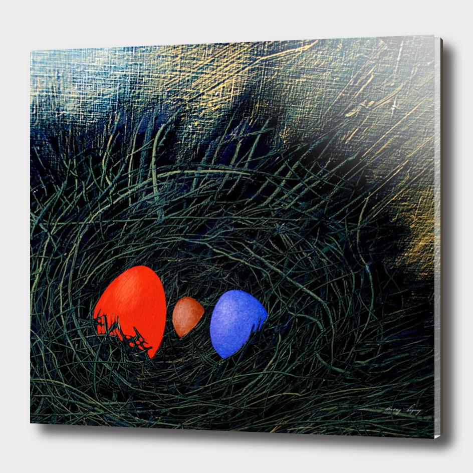 Mystical nest
