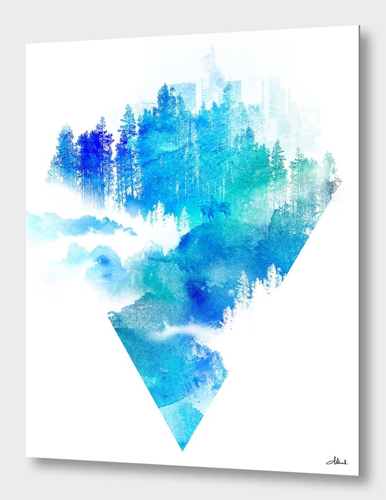 Escape from town curioos