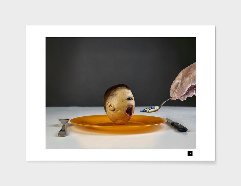 No GMO Potato