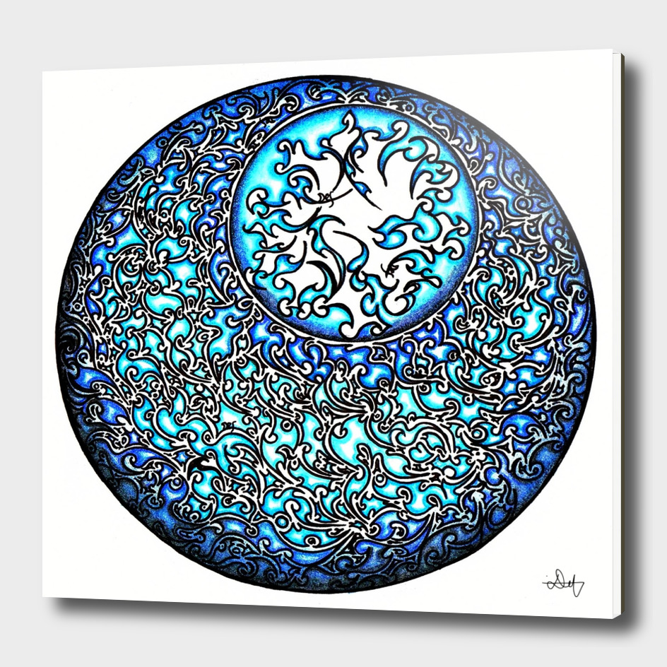 Blue Fire (2)