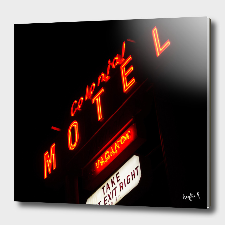 Neon Night Motel