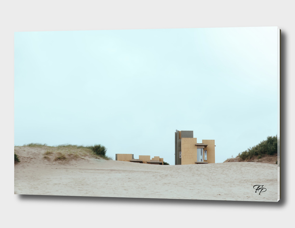 Sand and concrete