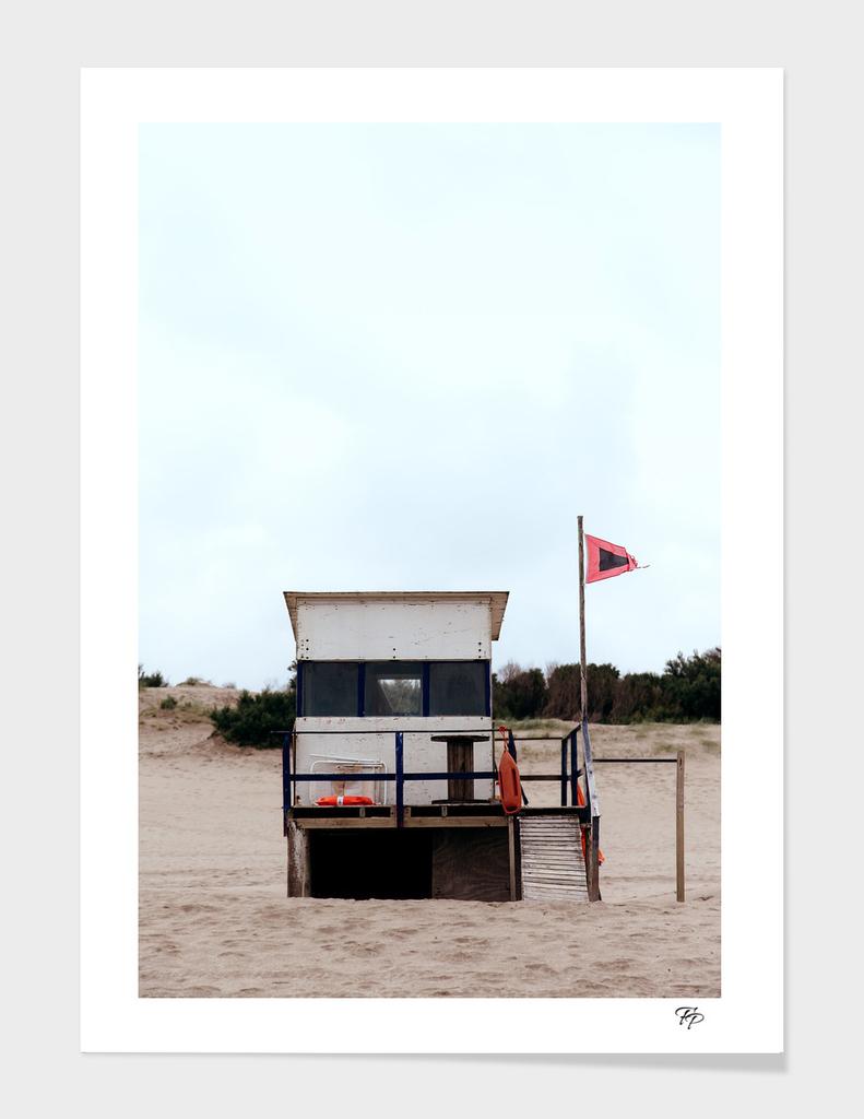 Beach cabin #3