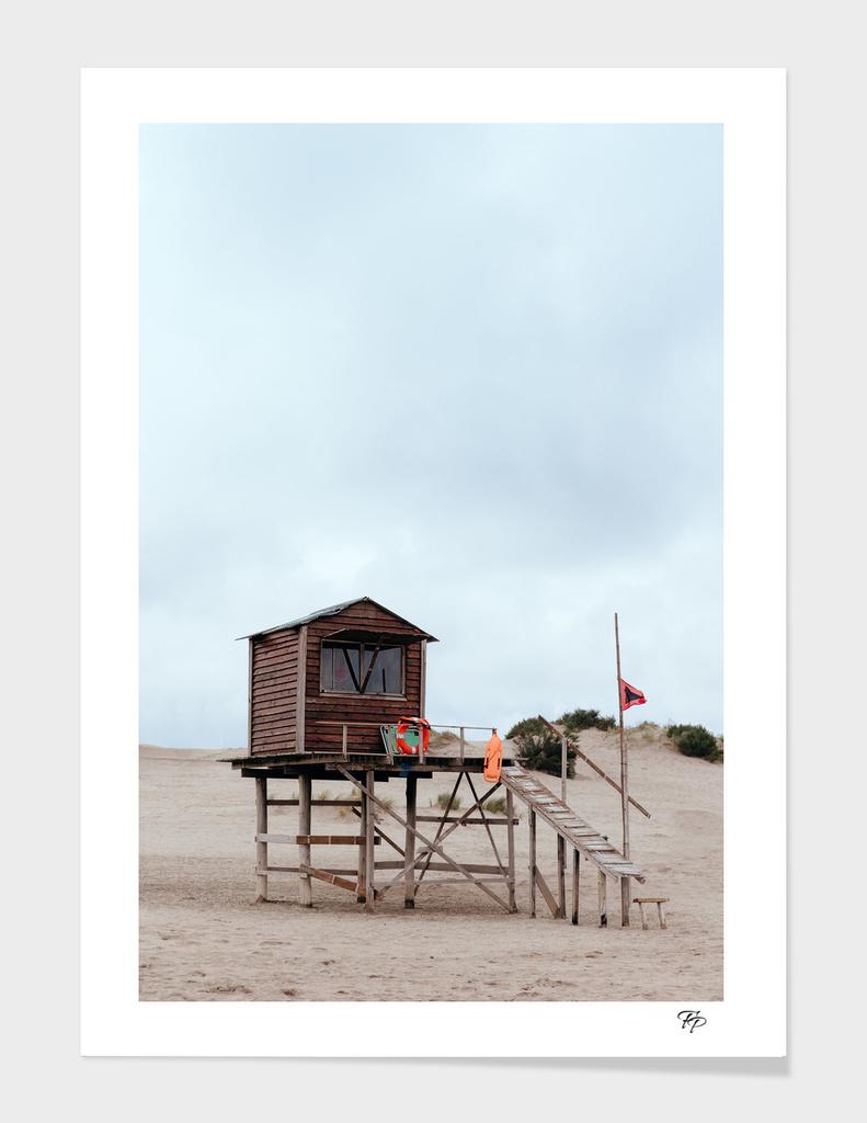 Beach cabin #2
