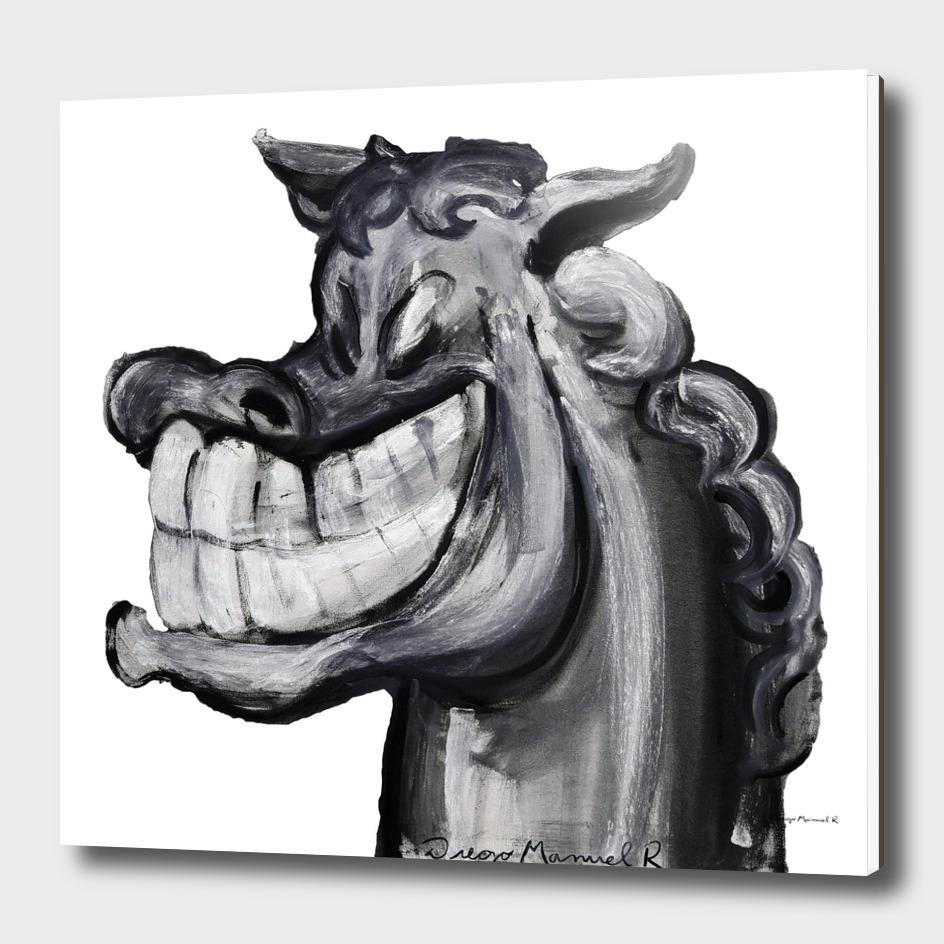 Risa de caballo