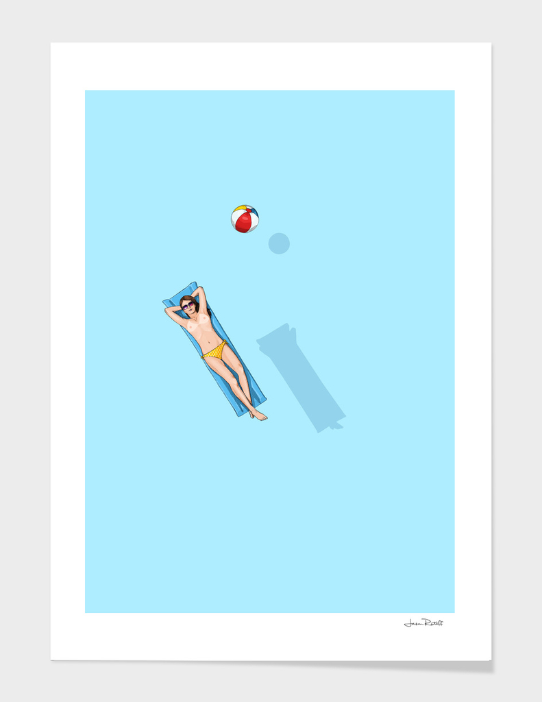 Float - Under the sun