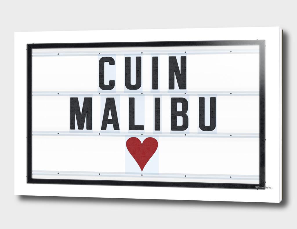 CUIN MALIBU