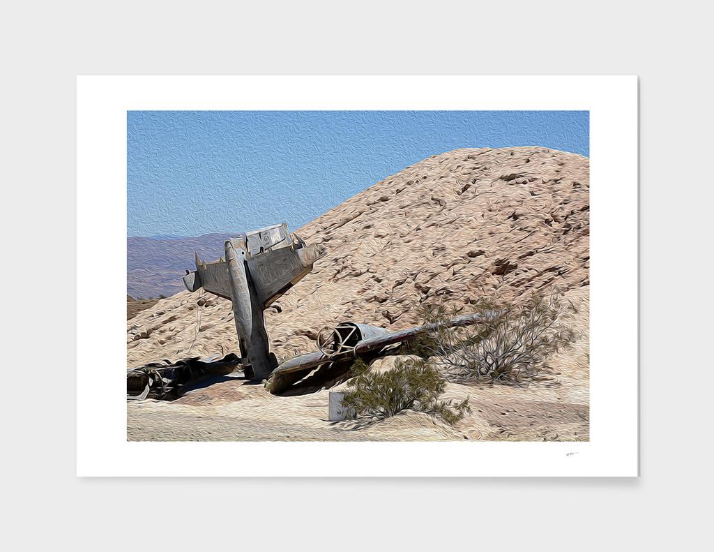 Plane crash Vegas