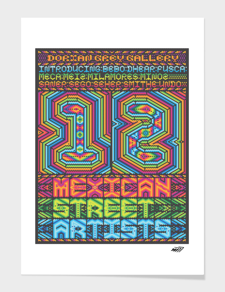 UNDO | 12 Mexican Street Artists