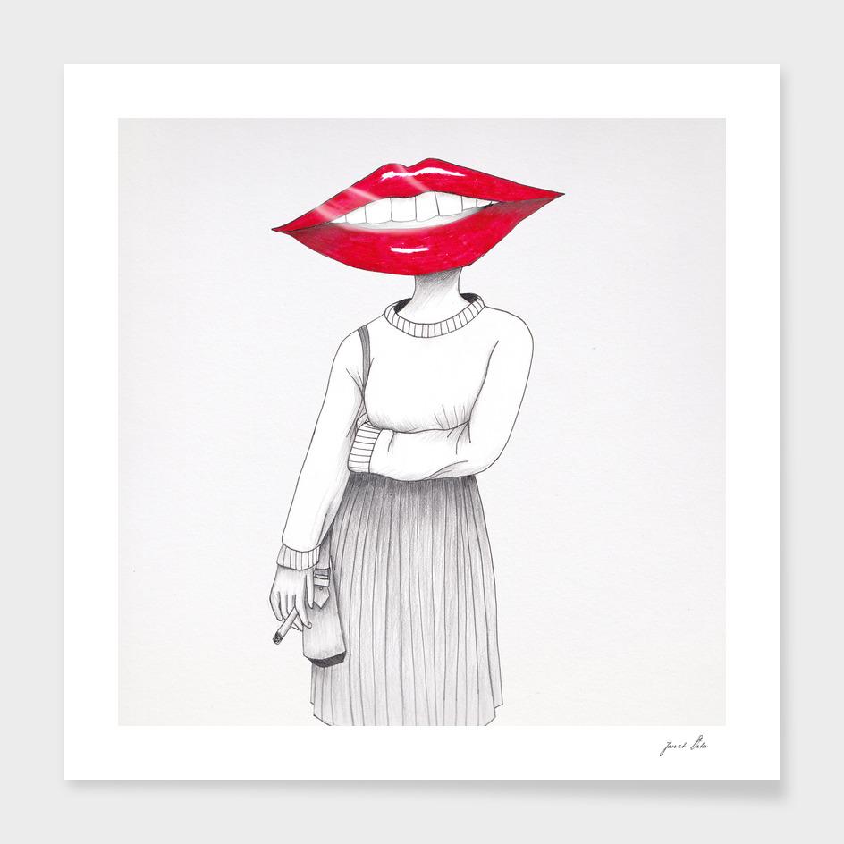 Lip Head