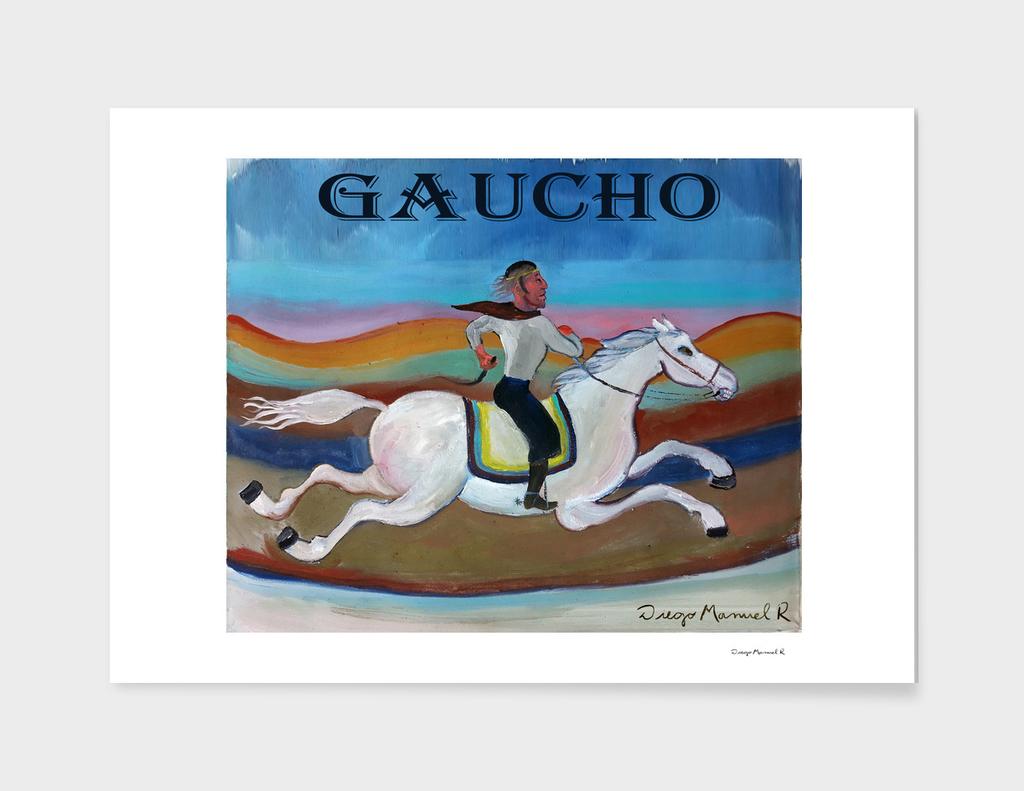 Gaucho a caballo 2