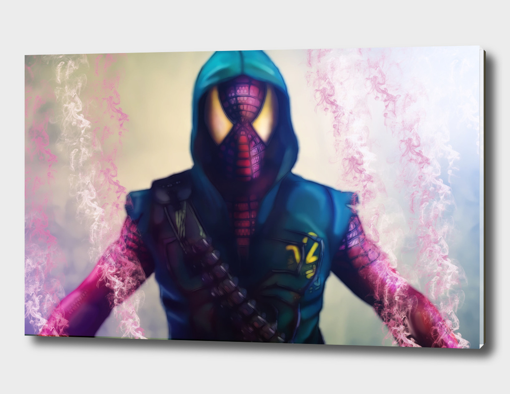 SpidermanSmoke