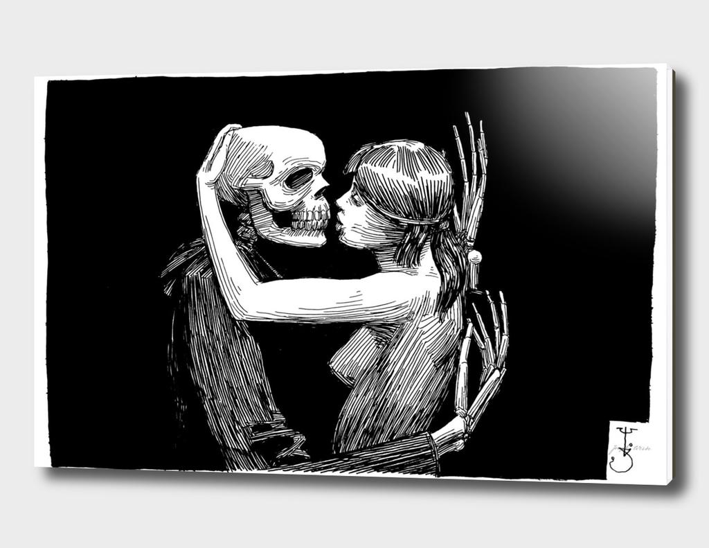 Death's Kiss/Death's Embrace