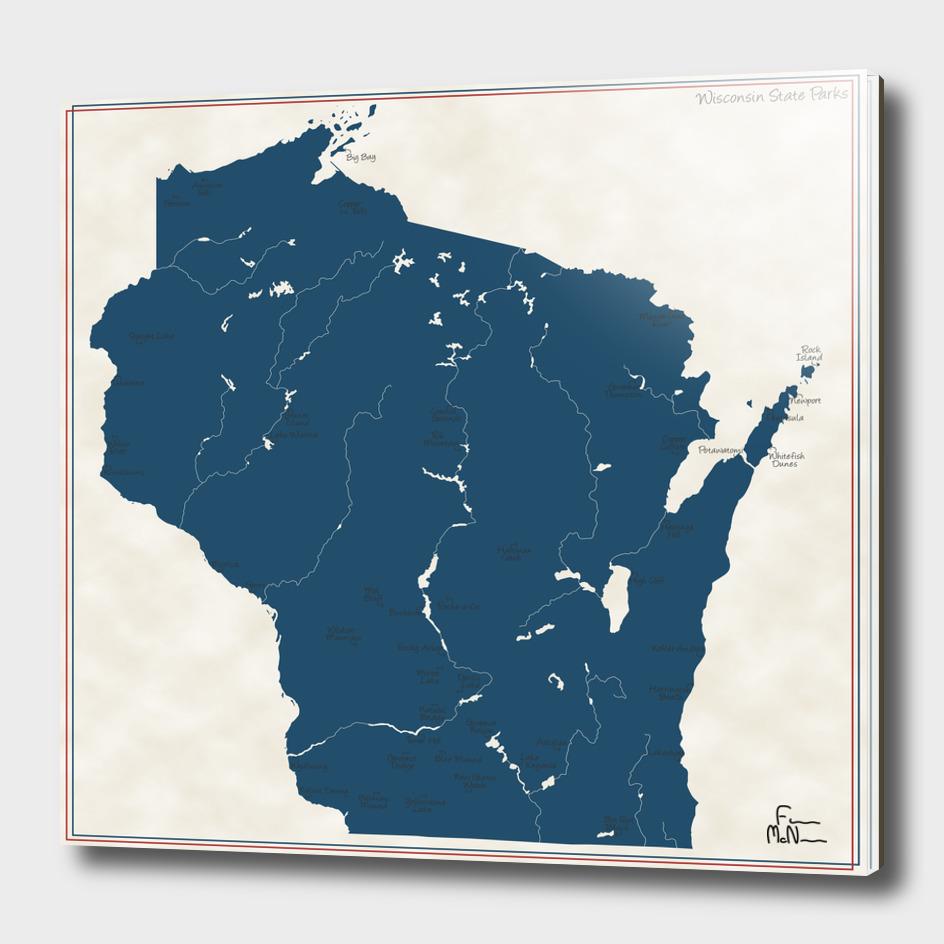 Wisconsin Parks - v2