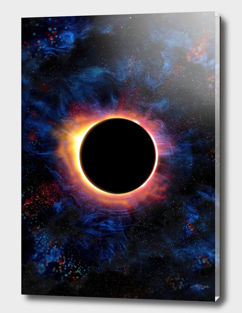 Artistic XCV - Solar Eclipse / NE
