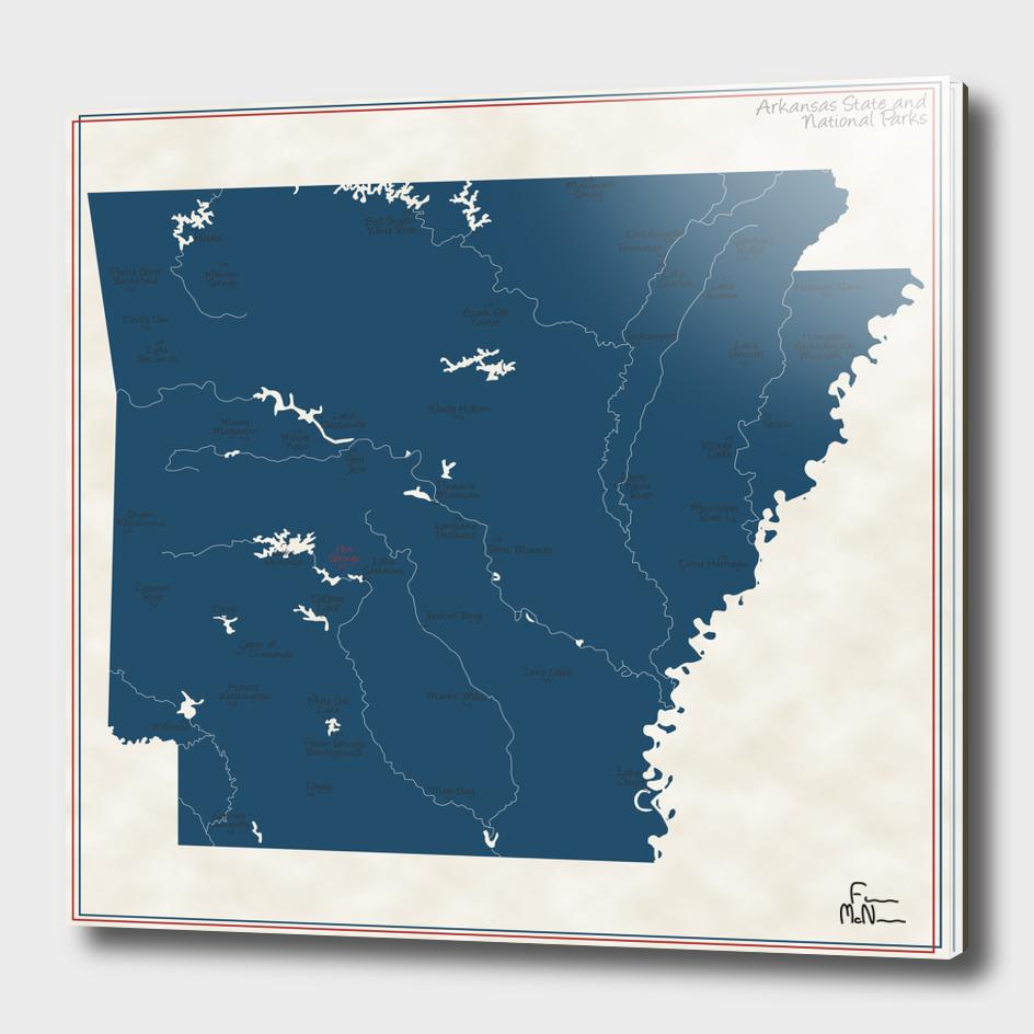 Arkansas Parks - v2