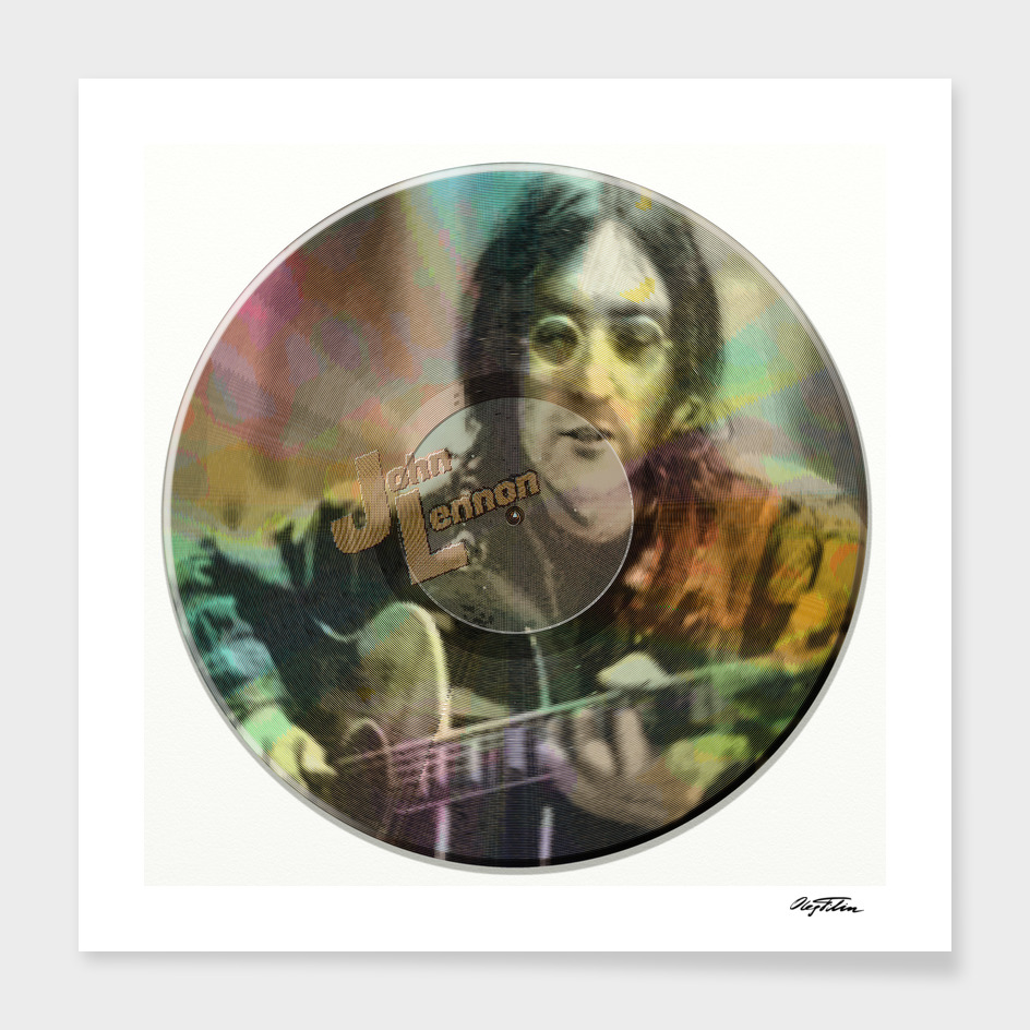 LP series: 'John Lennon'