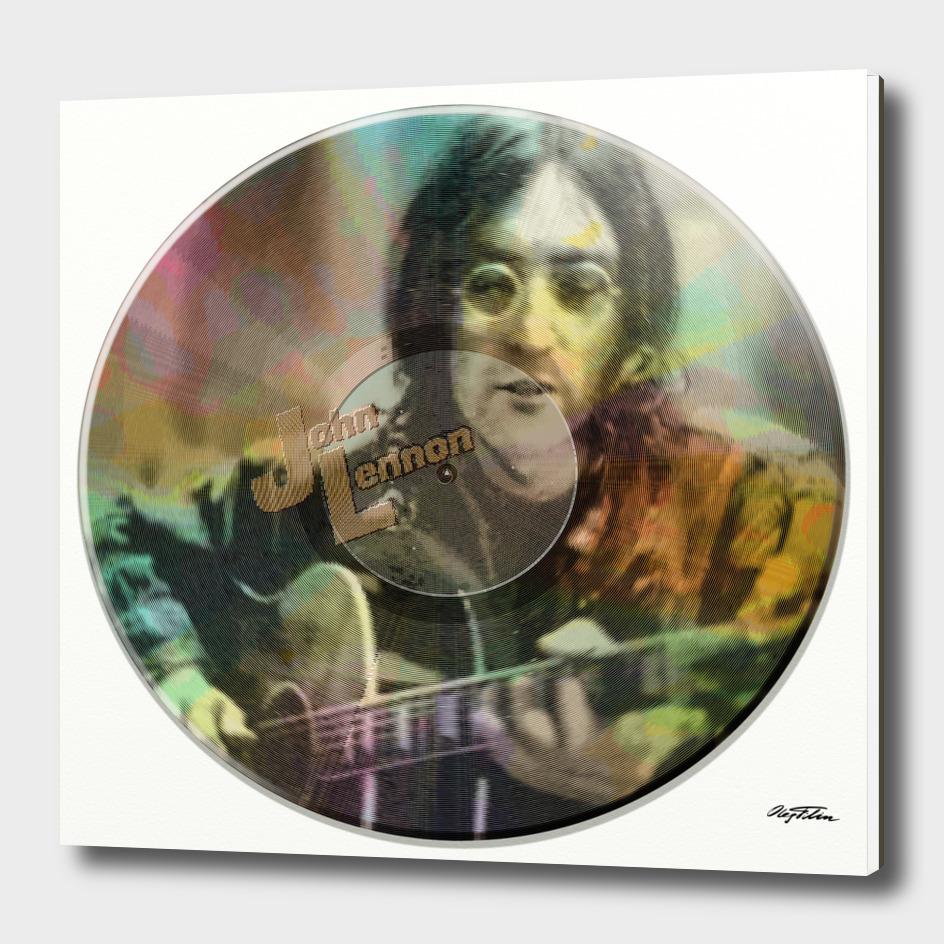 LP series: 'John Lennon'