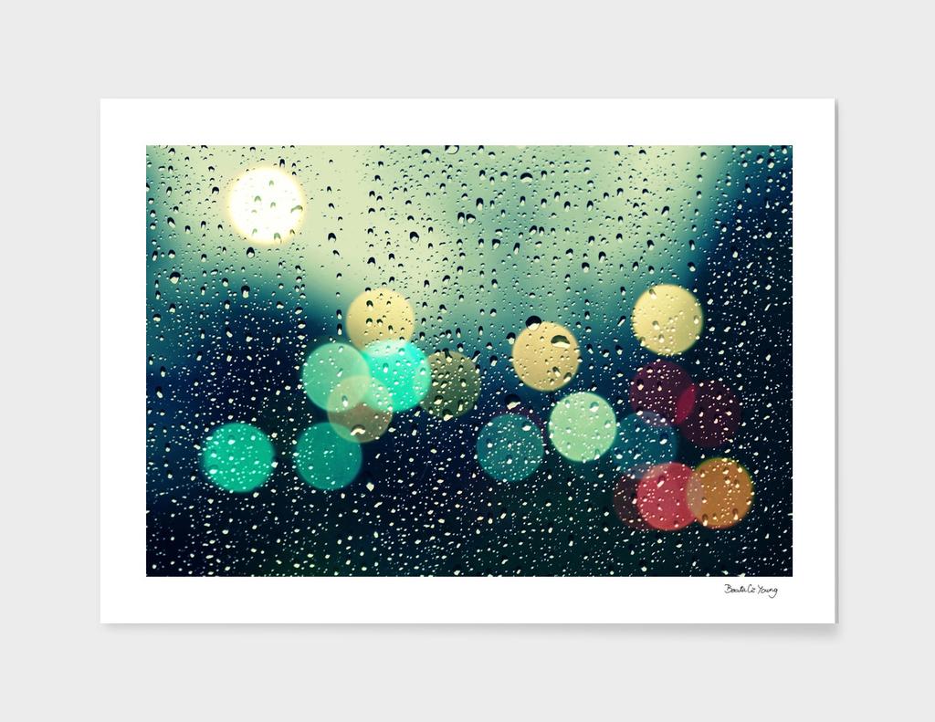 Rain and the City