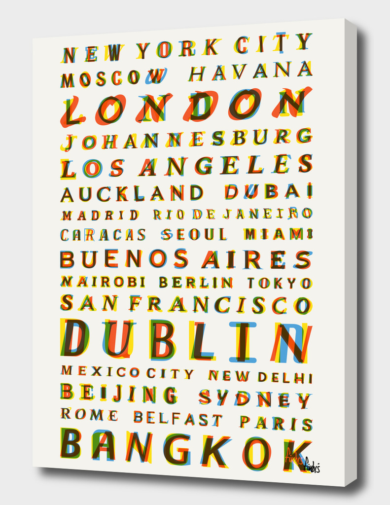 Travel World Cities