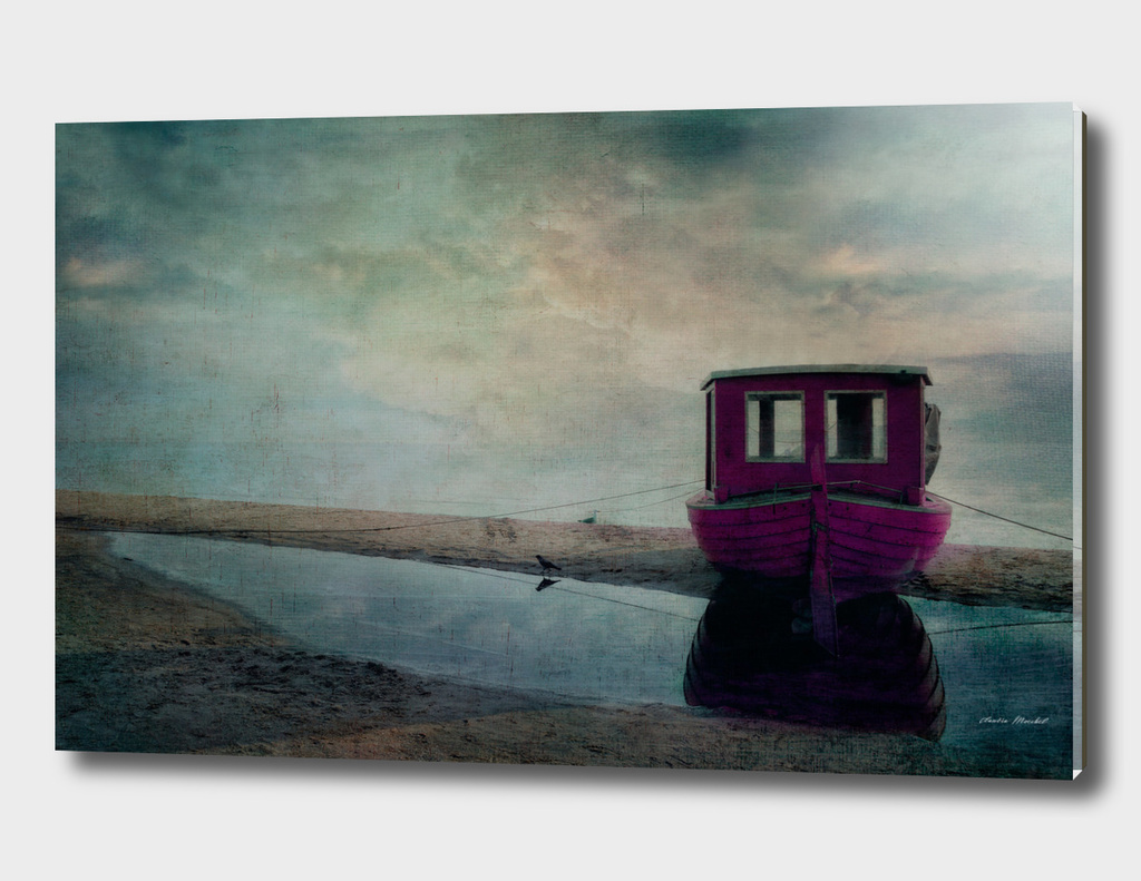my little pink boat