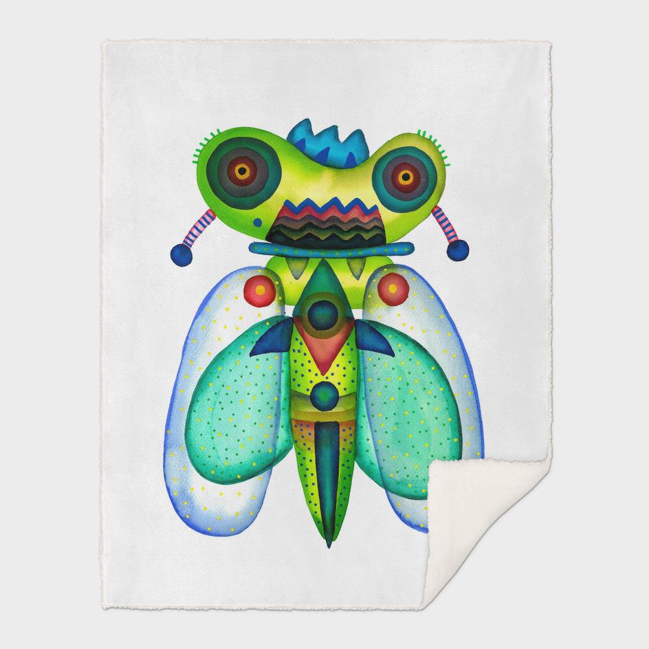 Dragonfly Moth