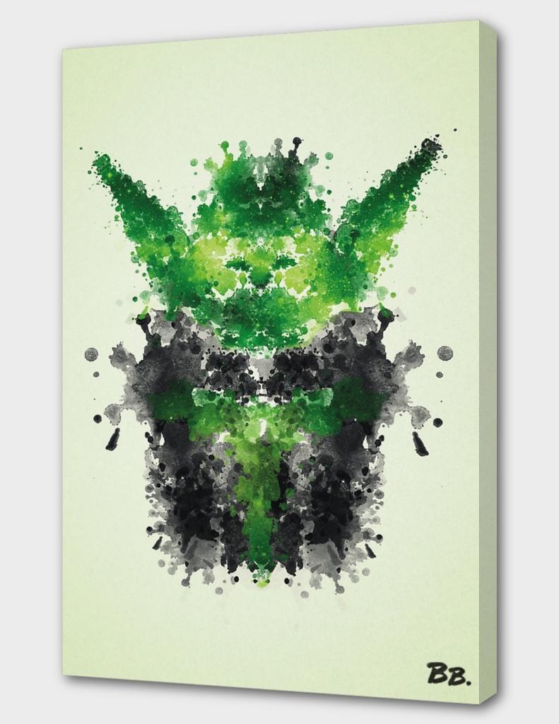 Rorschach Yoda