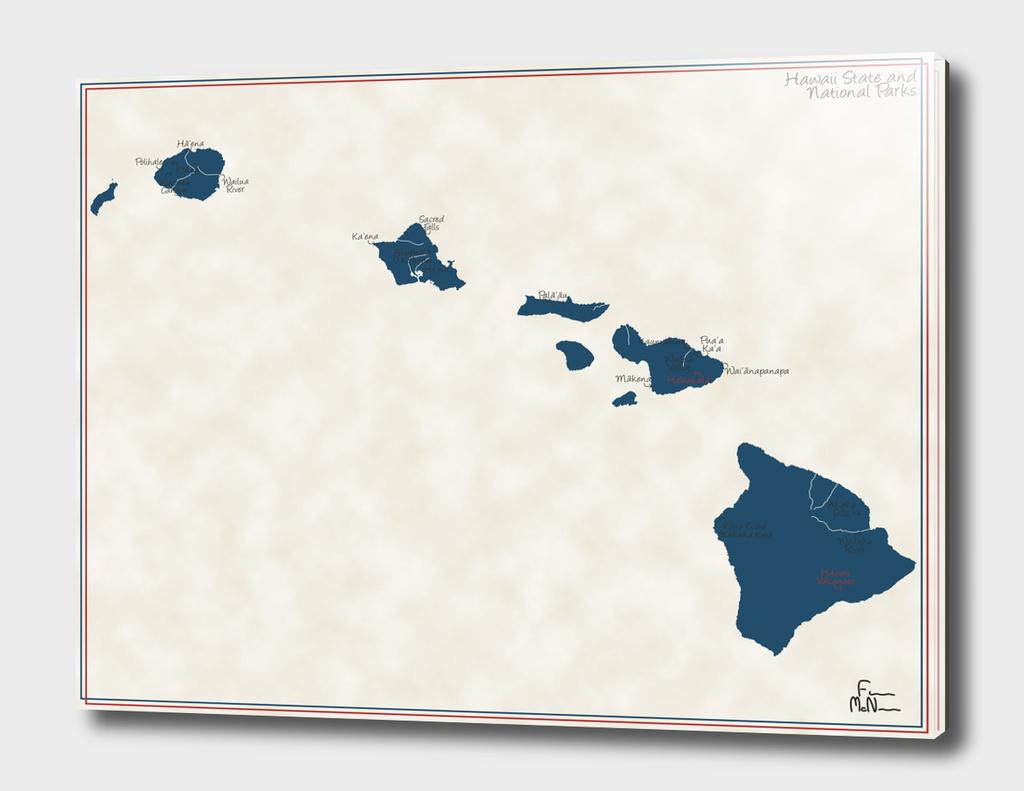 Hawaii Parks - v2