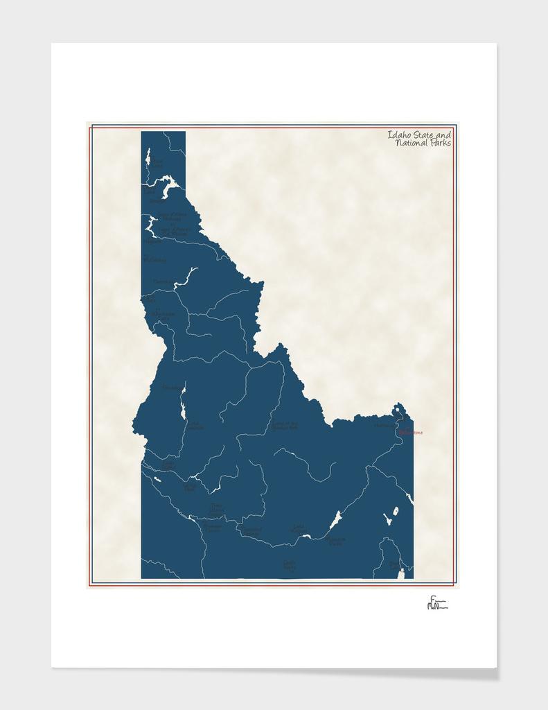 Idaho Parks - v2