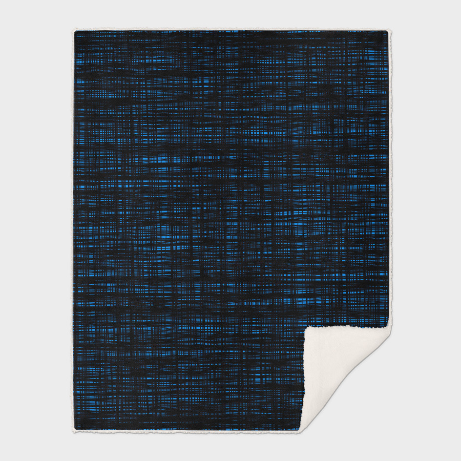 platno (black and blue)