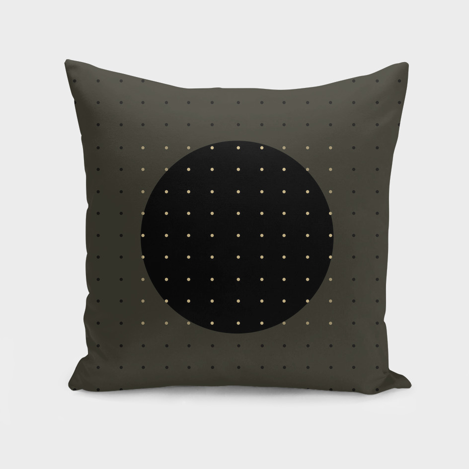 Grey & Dots