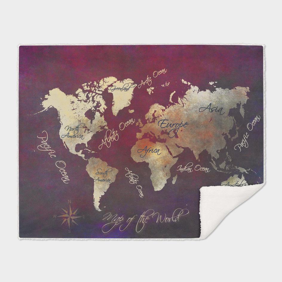 world map 43
