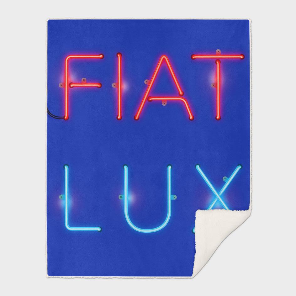 FIAT LUX - Dark blue