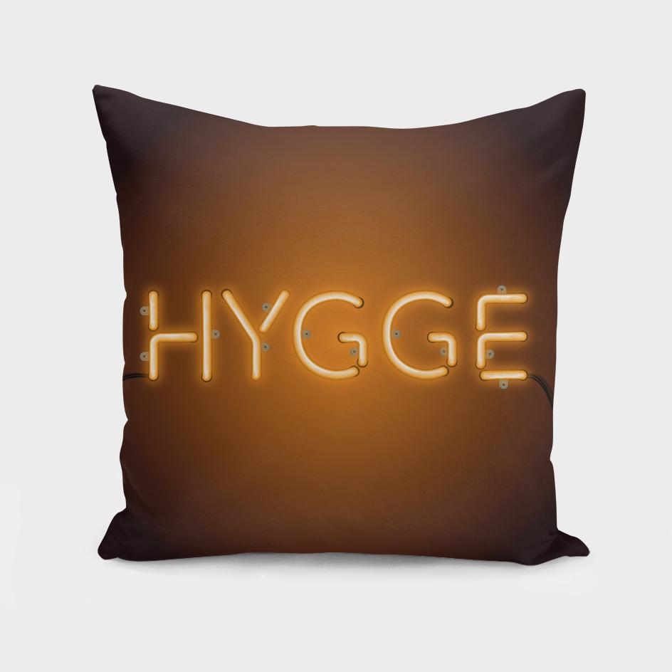 HYGGE - orange