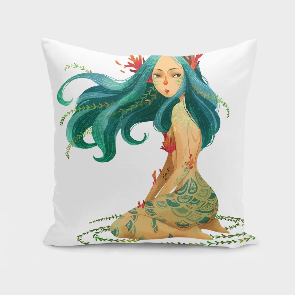 Ocean Girl #1