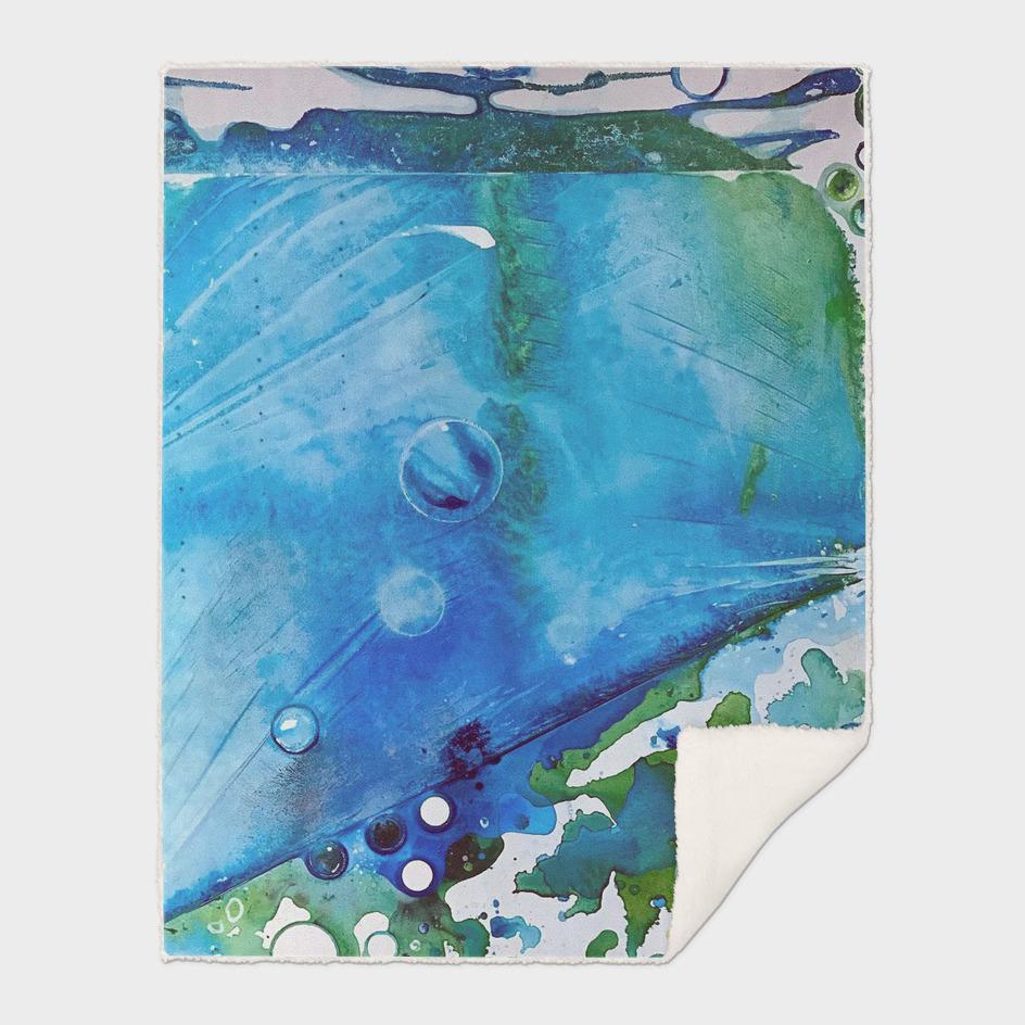 Ice Caps, Ice Bubbles, Environment