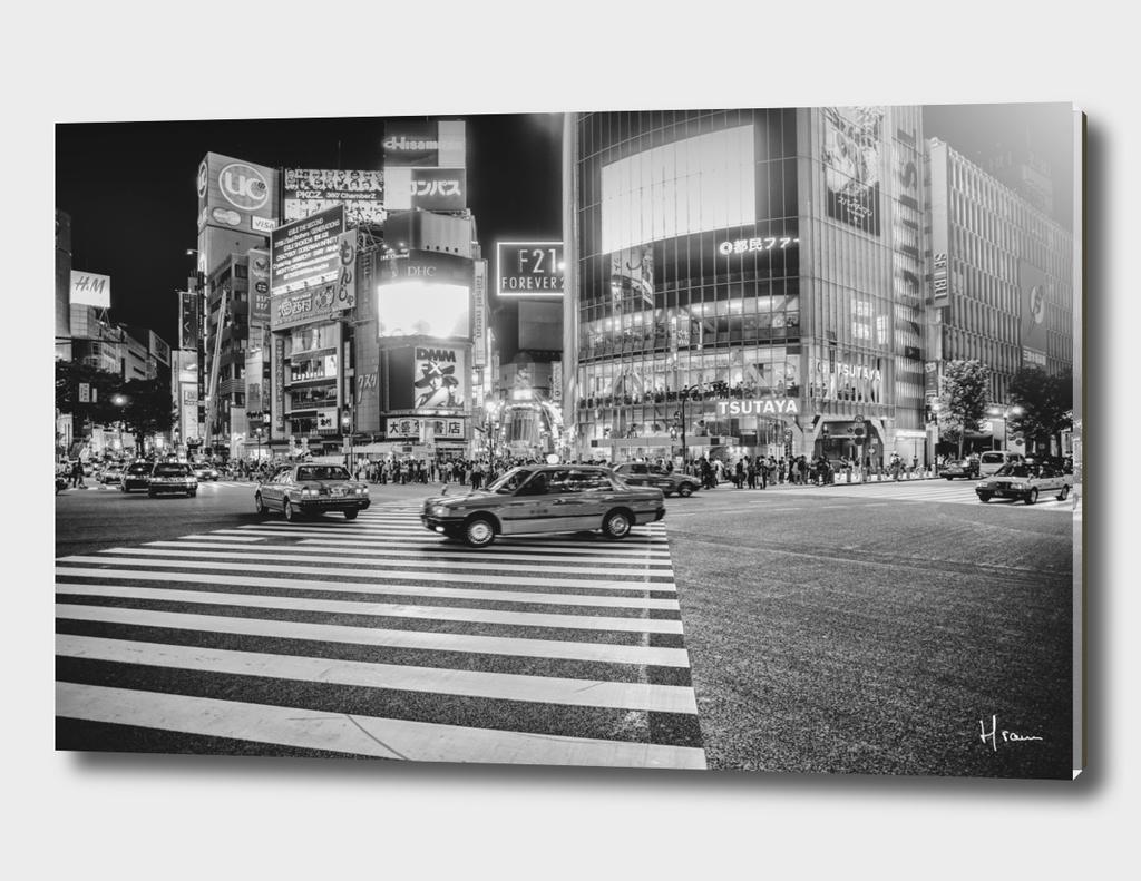 Shibuya Crossing