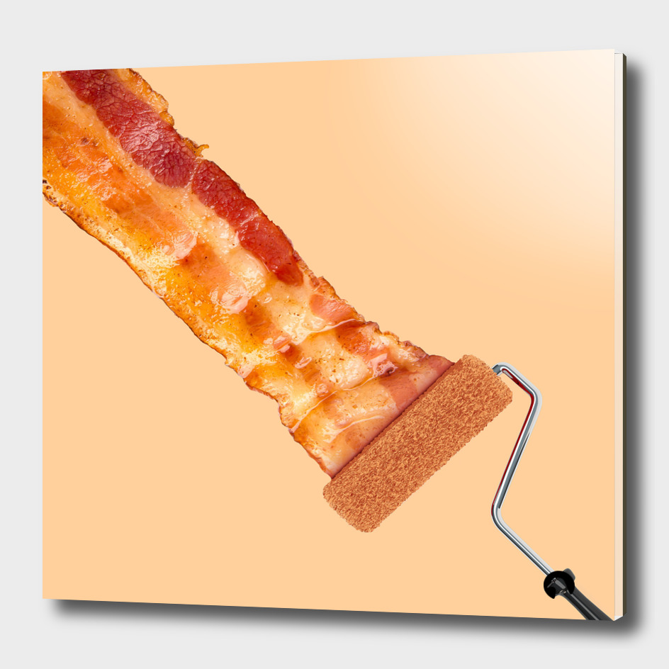Bacon Painted