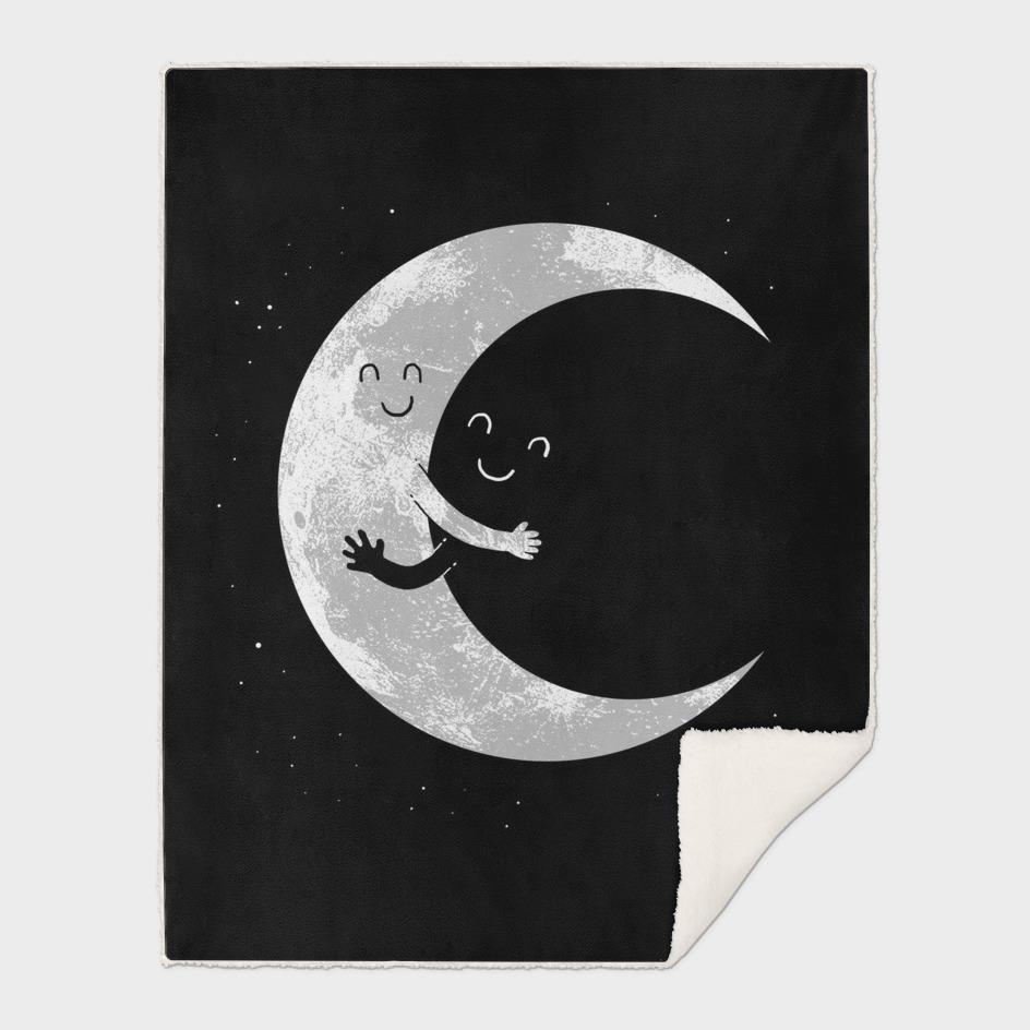 Moon Hug