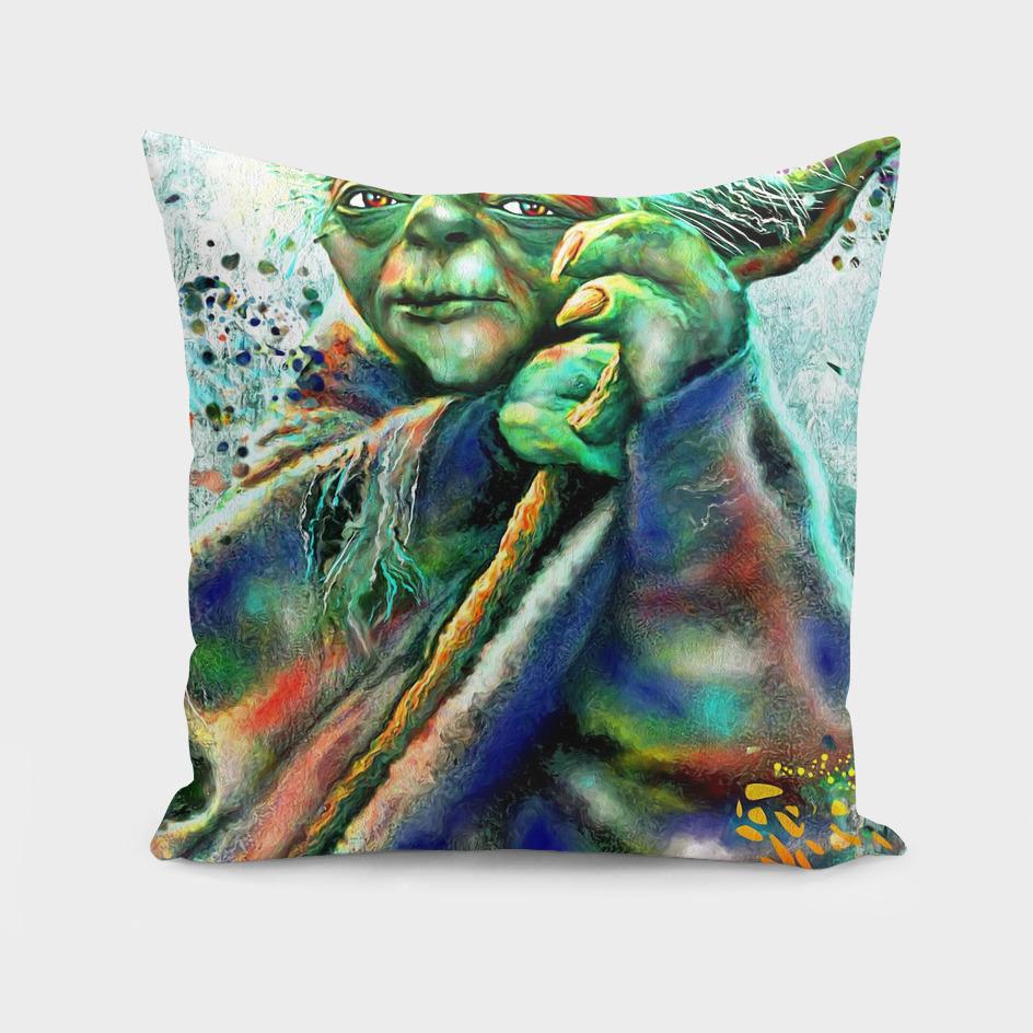 Yoda Painting