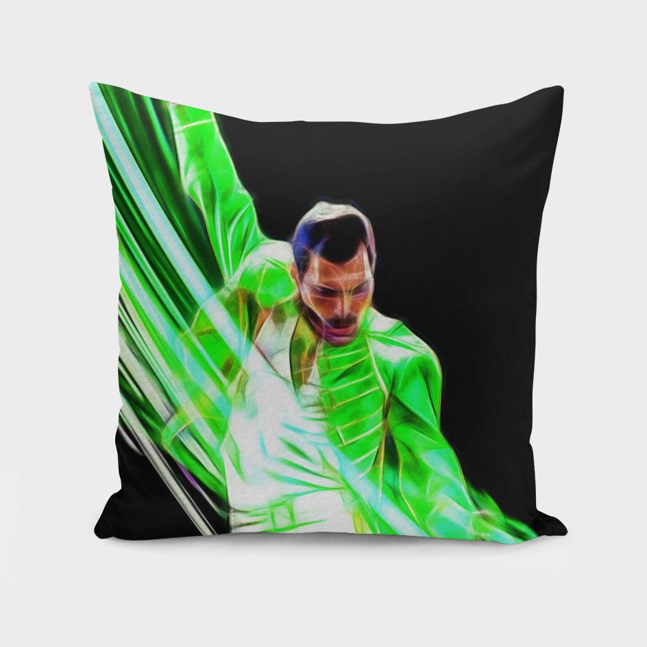 Freddie in Green