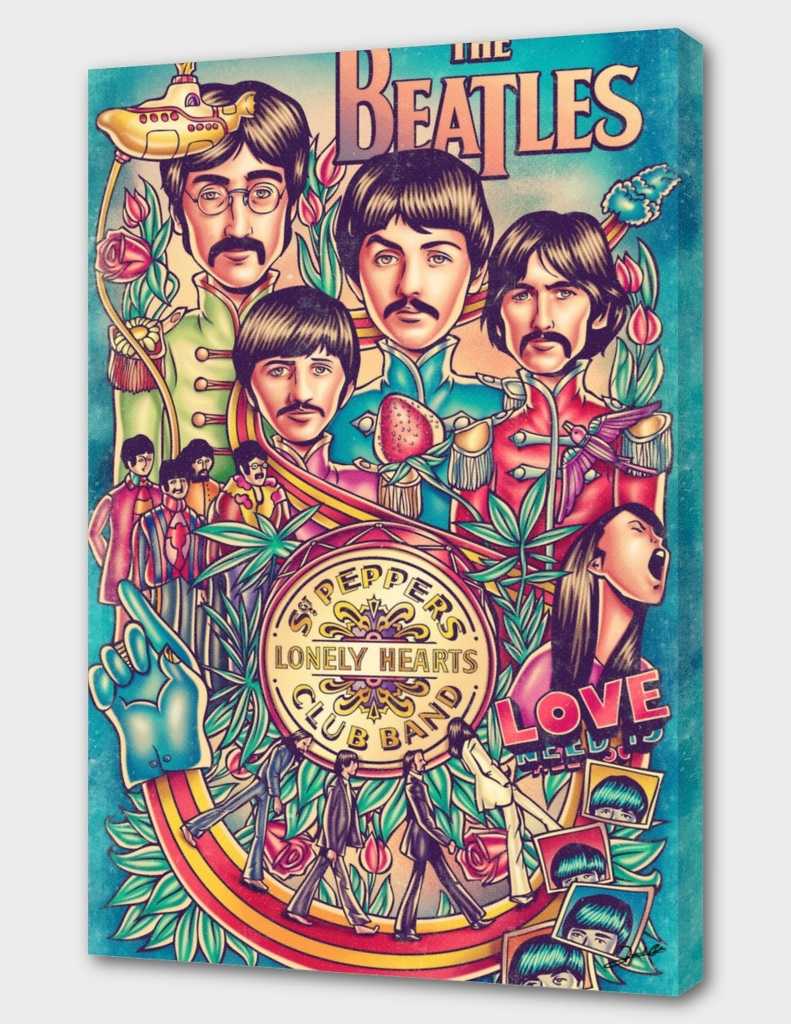 All We Need is Beatles