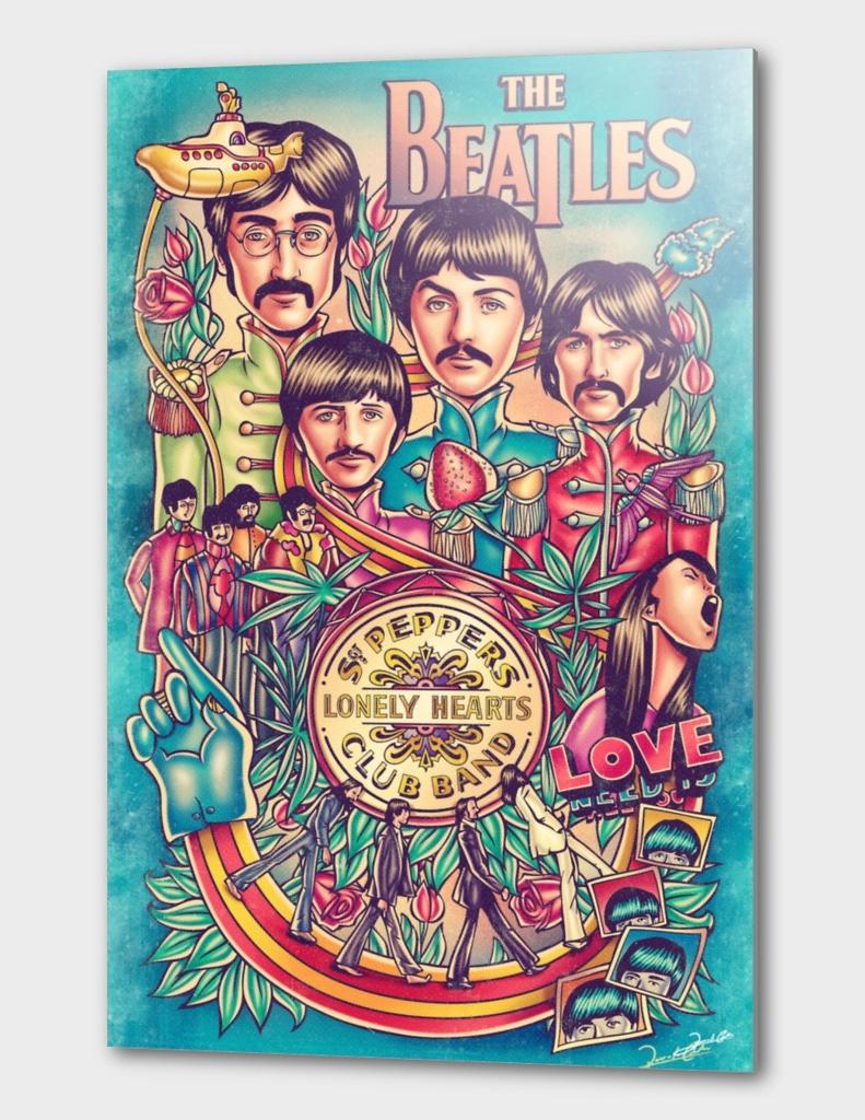 All We Need is Beatles