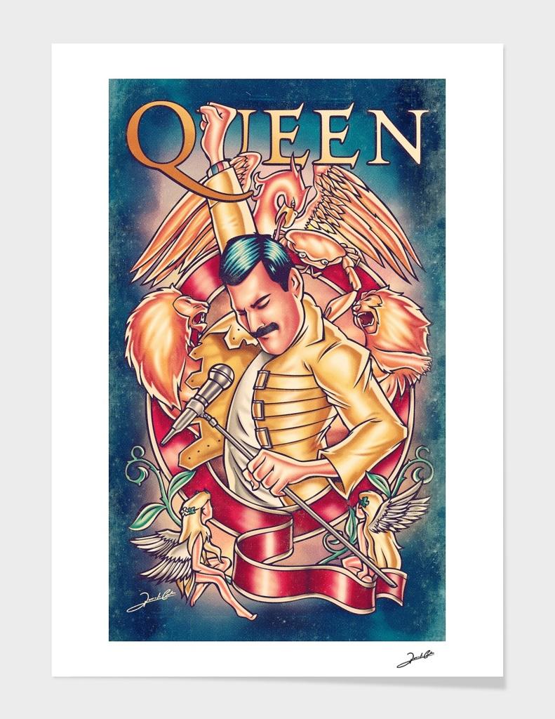 Don't Stop Queen Now